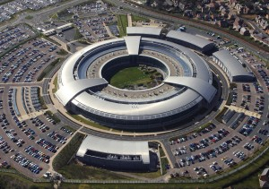 Headquarter of the GCHQ - Open Goverment Licence 1.0